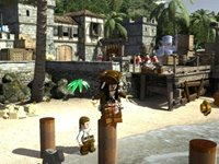 Imagem 3 do LEGO Pirates of the Caribbean: The Video Game