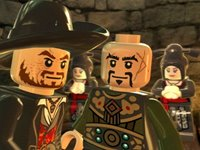 Imagem 7 do LEGO Pirates of the Caribbean: The Video Game