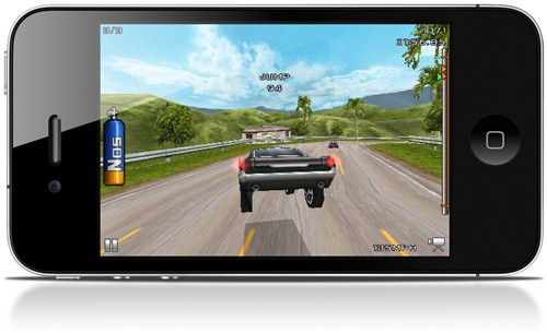 Fast & Furious The Game Test Drive - Imagem 2 do software