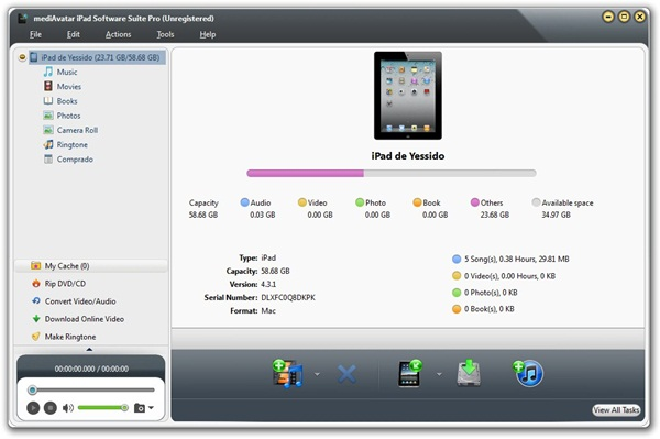 iPad Software Suite Pro - Imagem 1 do software