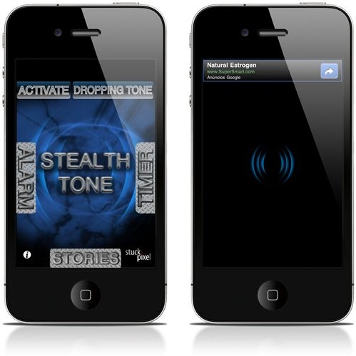 Stealth Tone - Imagem 1 do software