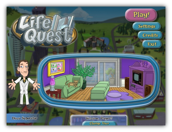 Life Quest - Imagem 1 do software