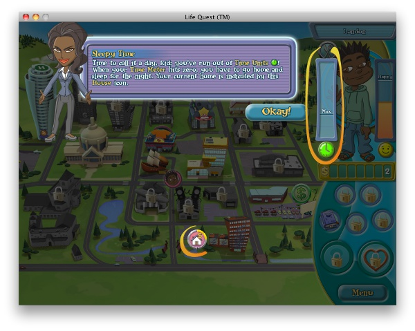 Life Quest - Imagem 2 do software
