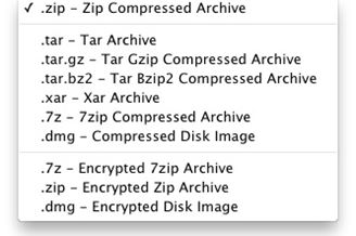 Compress Files Download para Mac Free