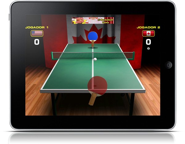 World Cup Table Tennis™ Lite – The Addictive Classic Game in 3D - Imagem 1 do software