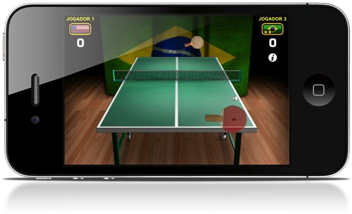 World Cup Table Tennis™ Lite – The Addictive Classic Game in 3D - Imagem 2 do software