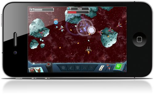 A Space Shooter - Imagem 2 do software