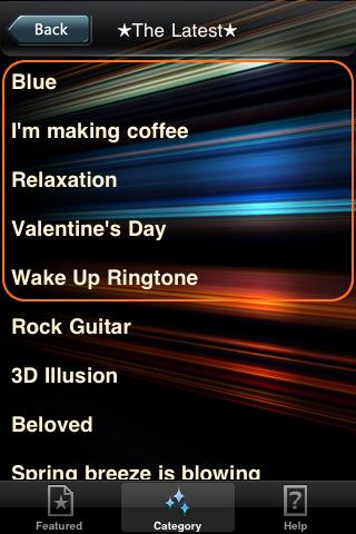 Ringtone+ - Imagem 1 do software