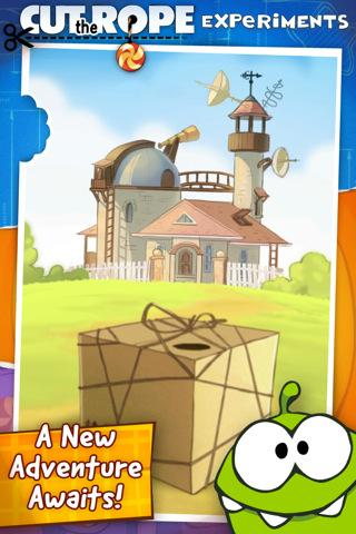 Cut the Rope: Experiments Free - Imagem 1 do software