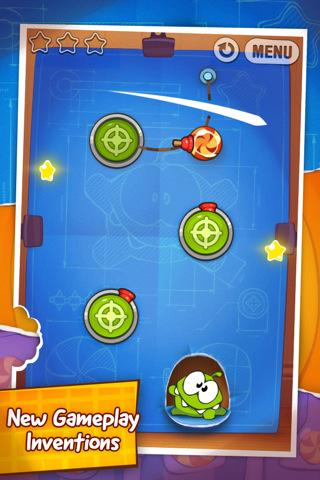 Cut the Rope: Experiments Free - Imagem 2 do software