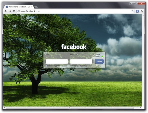 fb login download