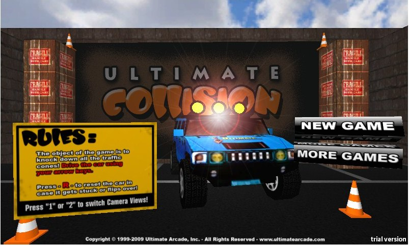 Ultimate Collision 3D