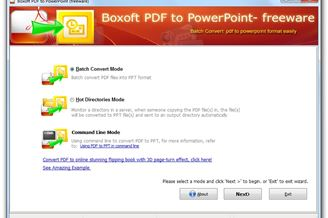 boxoft pdf to powerpoint download