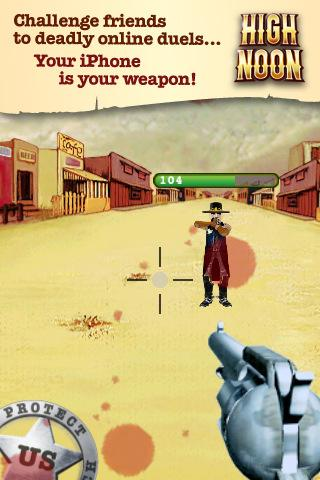 High Noon - Imagem 2 do software