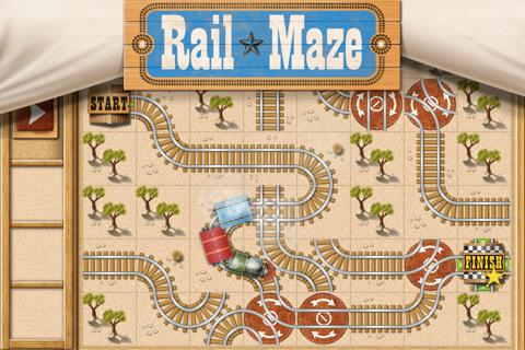 Rail Maze - Imagem 1 do software