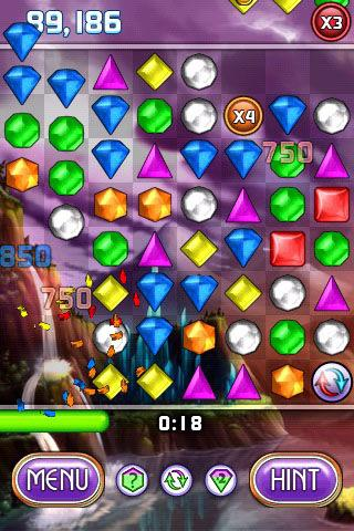 Bejeweled 2 + Blitz - Imagem 2 do software