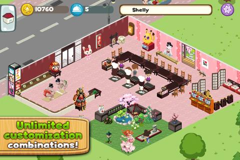 Restaurant City: Gourmet Edition - Imagem 1 do software
