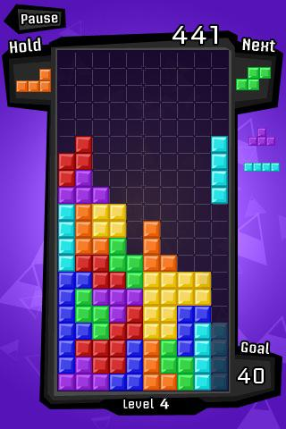TETRIS® - Imagem 2 do software