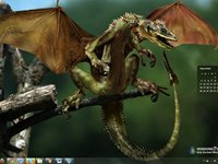 Imagem 5 do September 2011 Calendar Windows 7 Theme