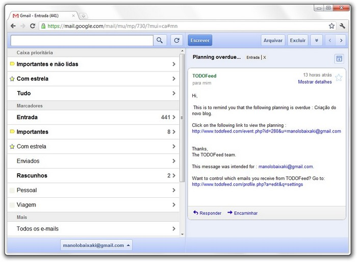 how to download google mail