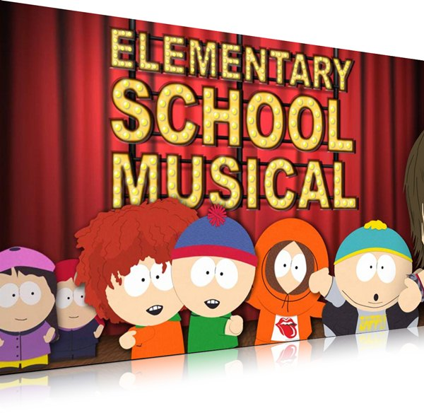 South Park Elementary School Musical