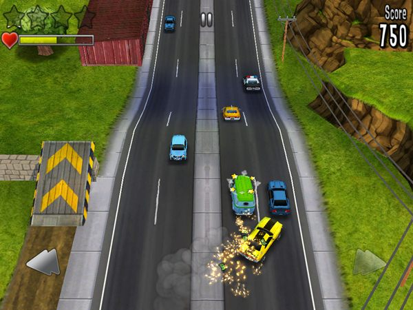 Reckless Getaway - Imagem 1 do software