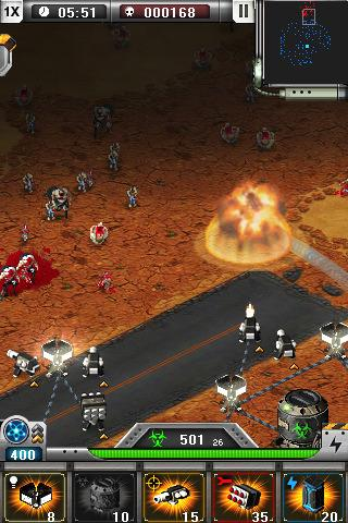 BioDefense: Zombie Outbreak - Imagem 1 do software