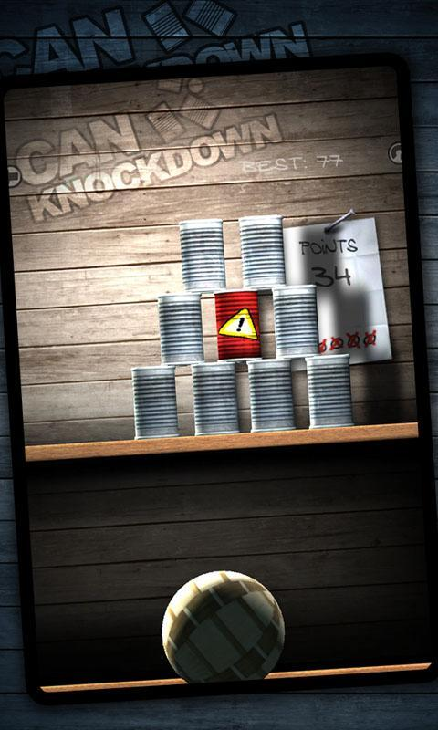 Can Knockdown - Imagem 1 do software