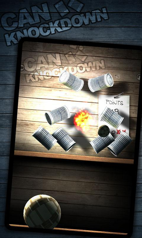 Can Knockdown - Imagem 2 do software