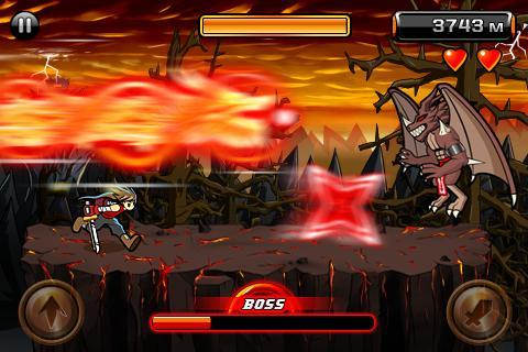 Devil Ninja2 (vs Boss) - Imagem 1 do software