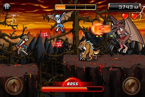 Devil Ninja2 (vs Boss) - Imagem 2 do software