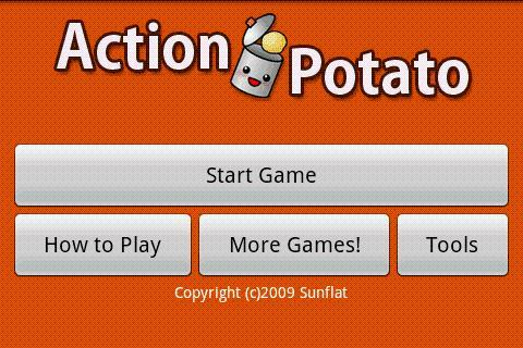 ActionPotato - Imagem 2 do software