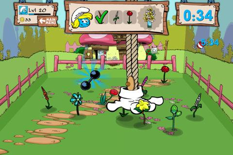 Smurfs´ Grabber - Imagem 1 do software