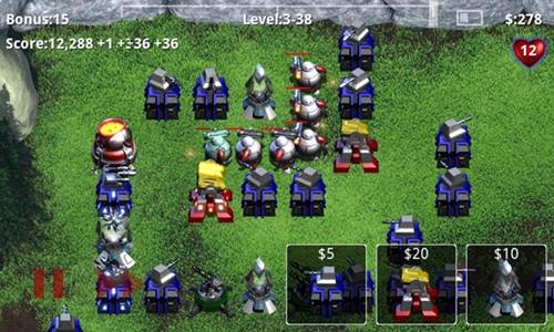 Robo Defense FREE - Imagem 1 do software