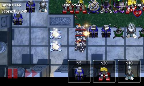 Robo Defense FREE - Imagem 2 do software