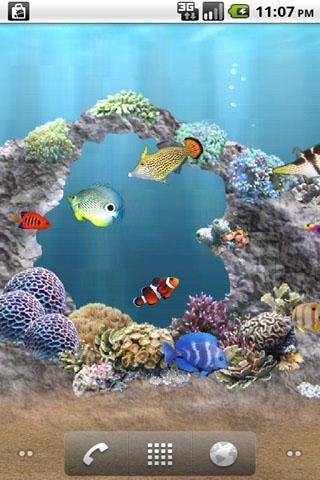 aniPet Aquarium Live Wallpaper - Imagem 4 do software