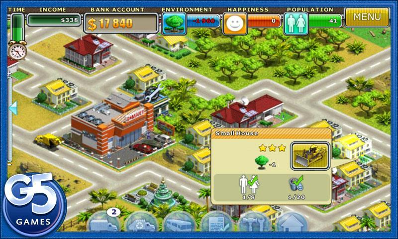 Virtual City - Imagem 2 do software