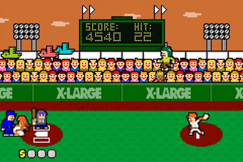 XLARGE X-Baseball - Imagem 1 do software