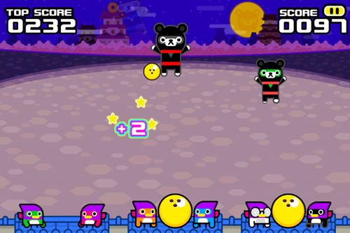 Bowling Ninja - Tappi Bear - Imagem 2 do software