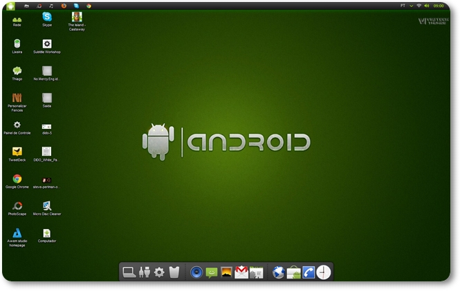 Android Skin Pack - Imagem 1 do software