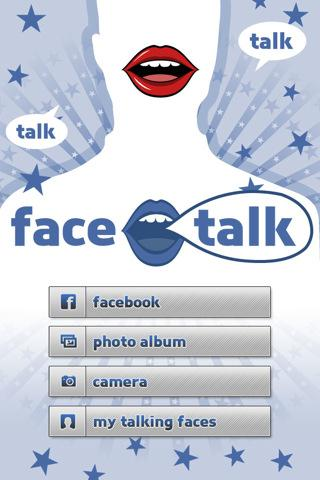 FaceTalker - Imagem 2 do software