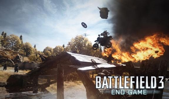 Novas imagens mostram motos e cenários de novo DLC de Battlefield 3