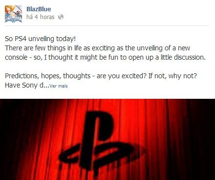 BlazBlue deixa os fãs ainda mais ansiosos!