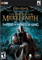 Lord of the Rings Battle for Middle Earth 2: The Rise of the Witch King