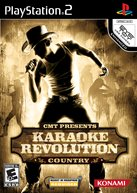 CMT: Karaoke Revolution Country