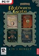 Baldur's Gate: 4 in 1 Boxset
