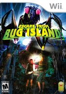 Escape from Bug Island