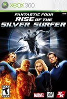 Fantastic Four: Rise of Silver Surfer