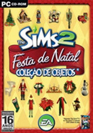 The Sims 2: Christmas Party Pack