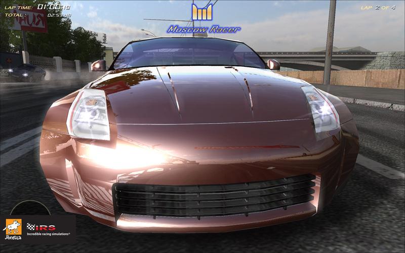 7 imagens para o jogo Moscow Racer (PC)